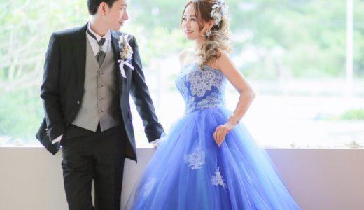 カラードレスのフォトウエディング・レポ❤️ プレ花嫁情報!ドレスと髪型の選び方♫