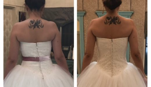 結婚式までのダイエット編!!衝撃の過去写真とダイエット後の比較写真。ハワイでのオフショット